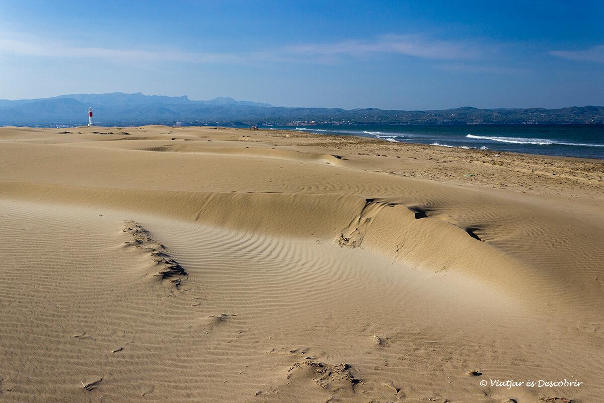 El Far de Fangar és el més famós del Delta de l'Ebre