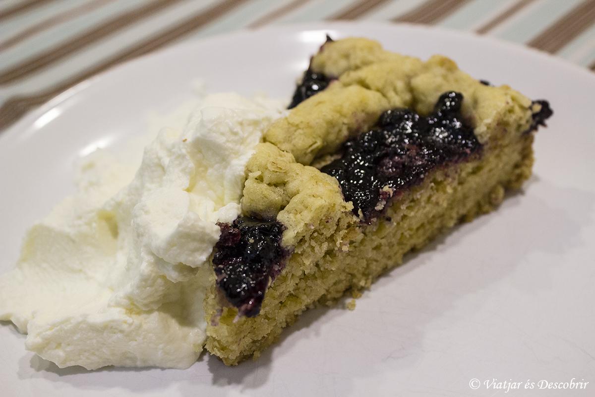 El món dels gustos (II): El pastís més tradicional d'Islàndia