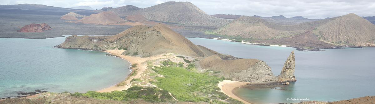 Records d'una terra màgica: les Illes Galàpagos