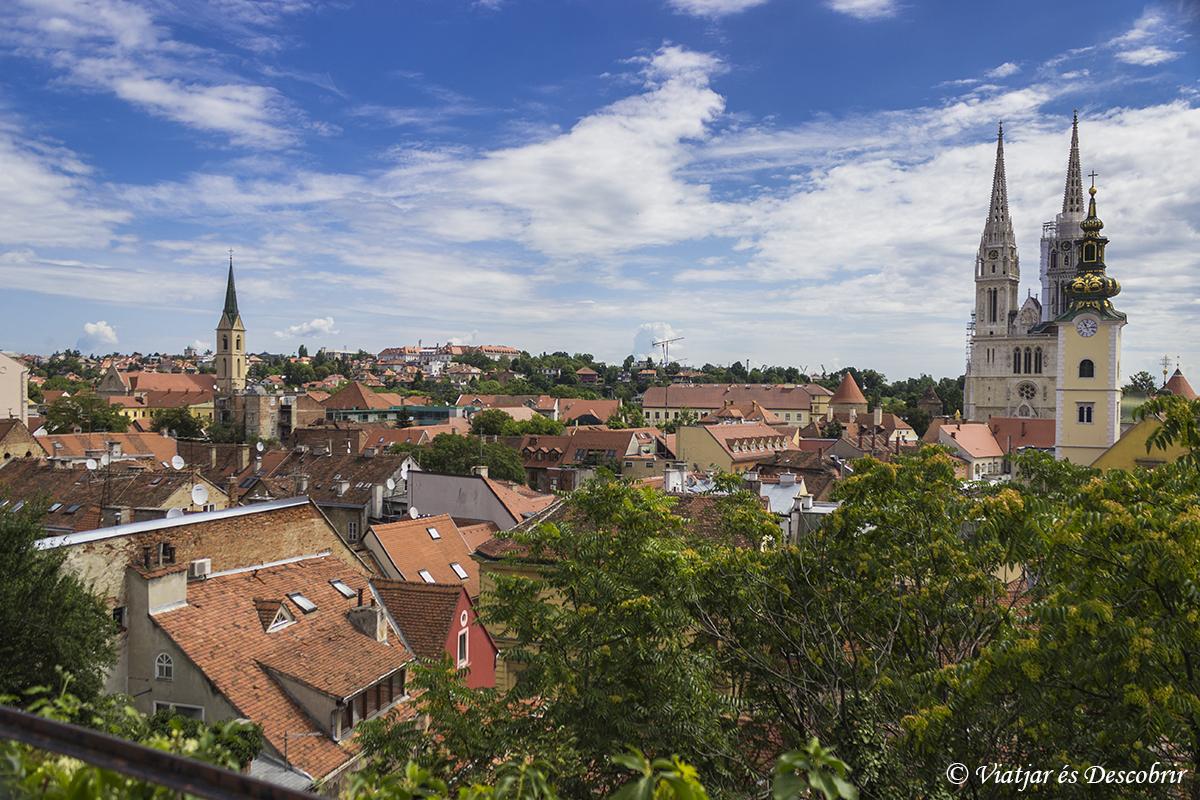 Zagreb i el seu entorn rural