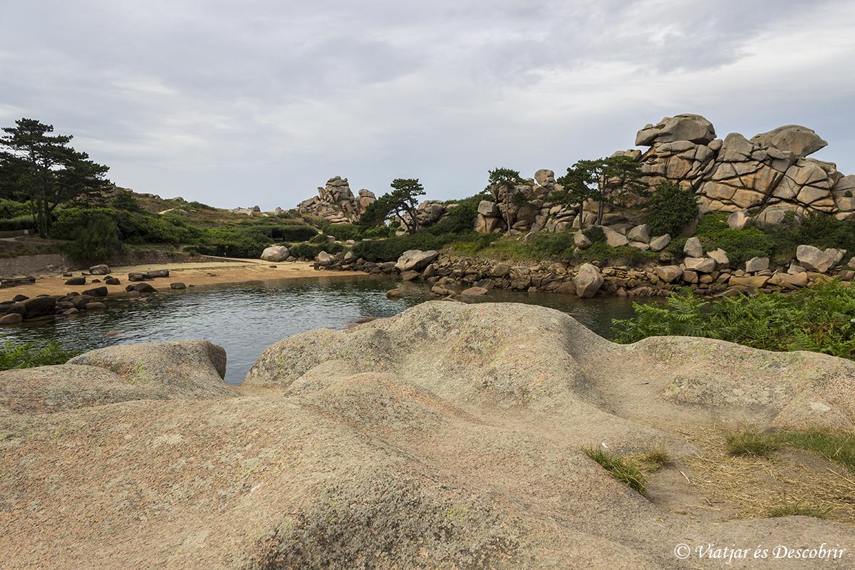 Costa de Granit Rosa