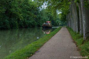 França en bicicleta. La Ruta dels Dos Mars (I): El Canal du Midi