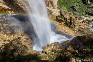 Les millors cascades d'Eslovènia