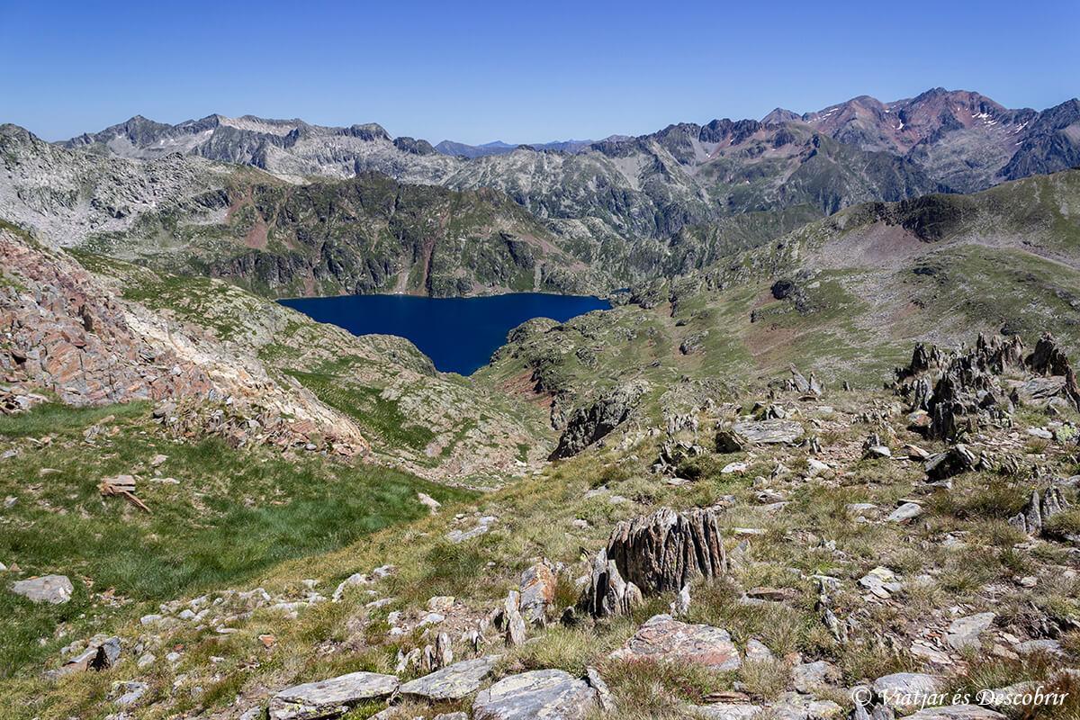 Muntanyes de llibertat: Del càmping Bordes de Graus al refugi de Certascan