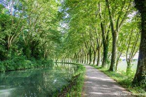 França en bicicleta. La Ruta dels Dos Mars (II): El Canal de Garonne