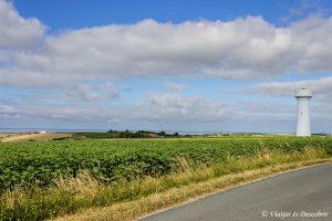 França en bicicleta. La Ruta dels Dos Mars (III): El Gironde Estuary
