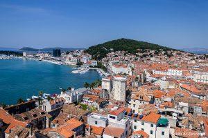 Passejant per Split, la ciutat-palau de Croàcia