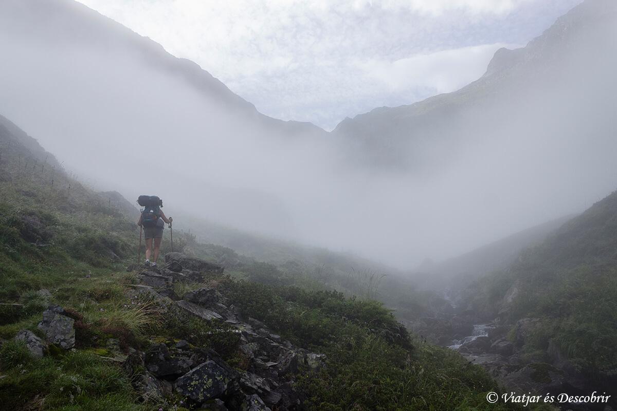 Muntanyes de Llibertat: d'Aulus-les-Bains a Bidous