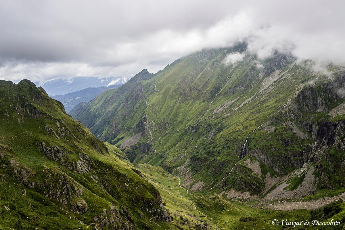 Muntanyes de Llibertat: de Bidous al càmping Bordes de Graus