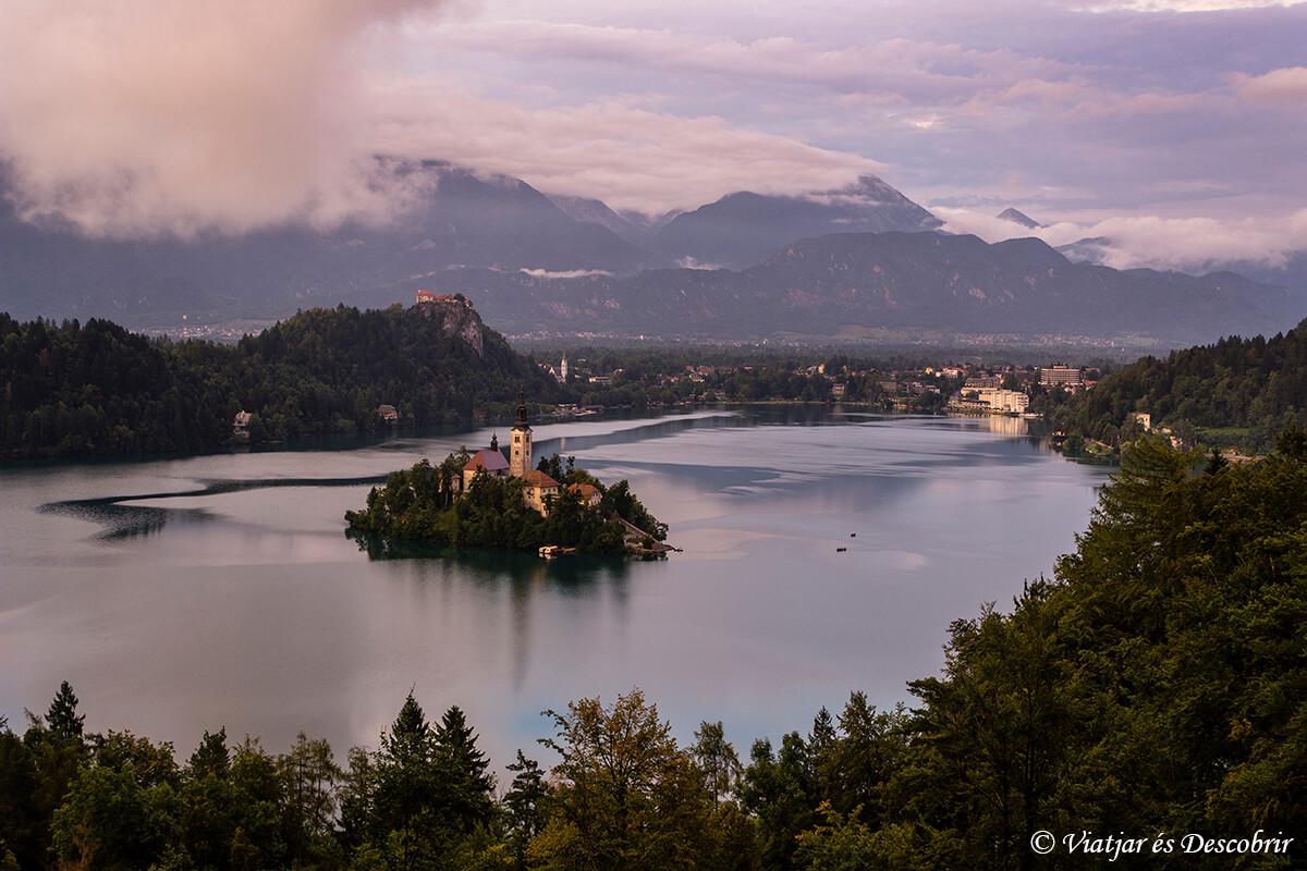 El Llac Bled i l'ascensió al millor mirador del Triglav