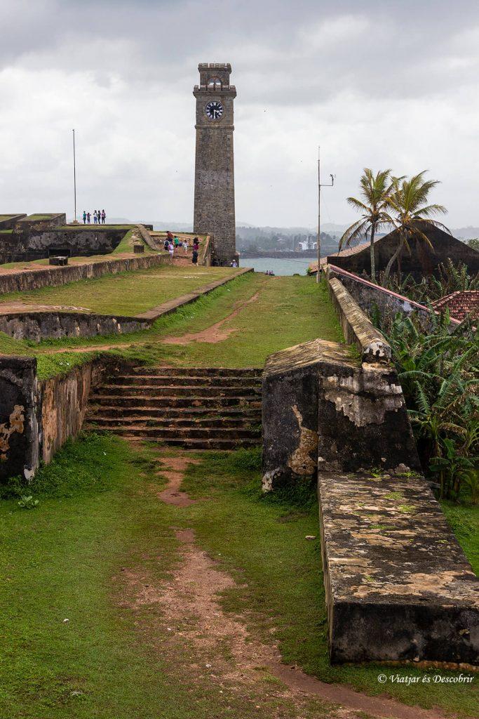 el fort de Gale a Sri Lanka
