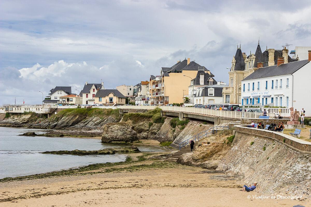 França en bicicleta. La Vélodyssée (II): De la costa atlàntica fins la Bretanya Francesa