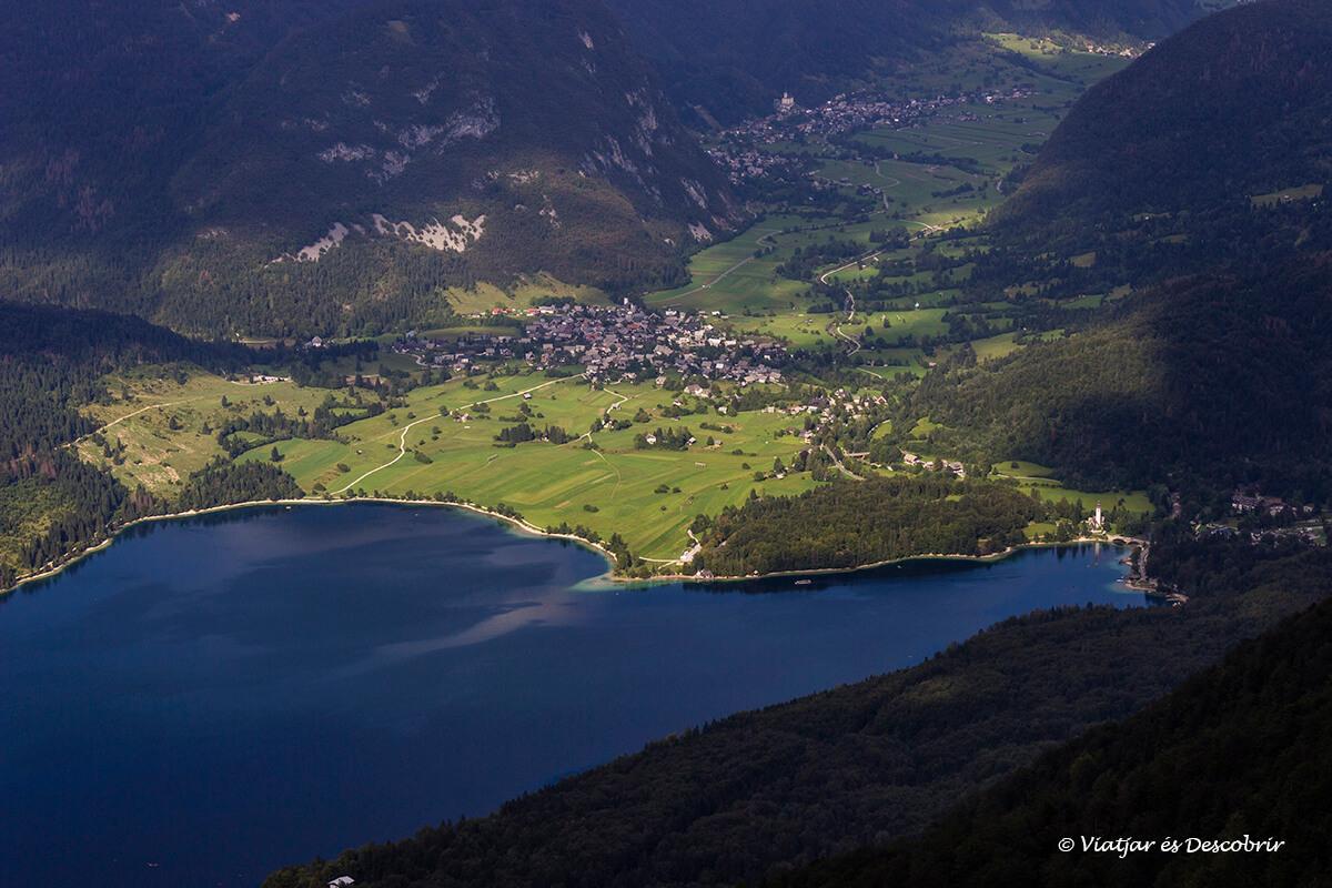 El Llac Bohinj: 5 activitats per fer al llac més gran d'Eslovènia
