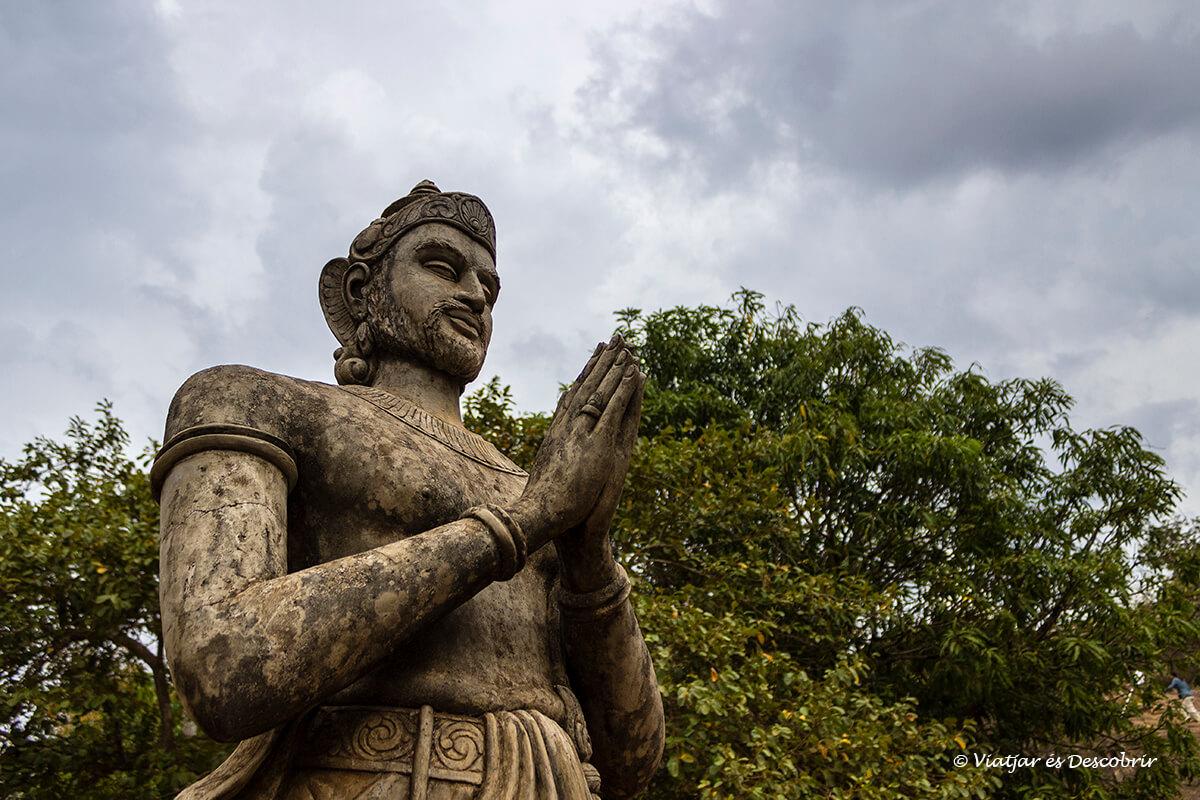 Mihintale és un dels llocs més sagrats de Sri Lanka.