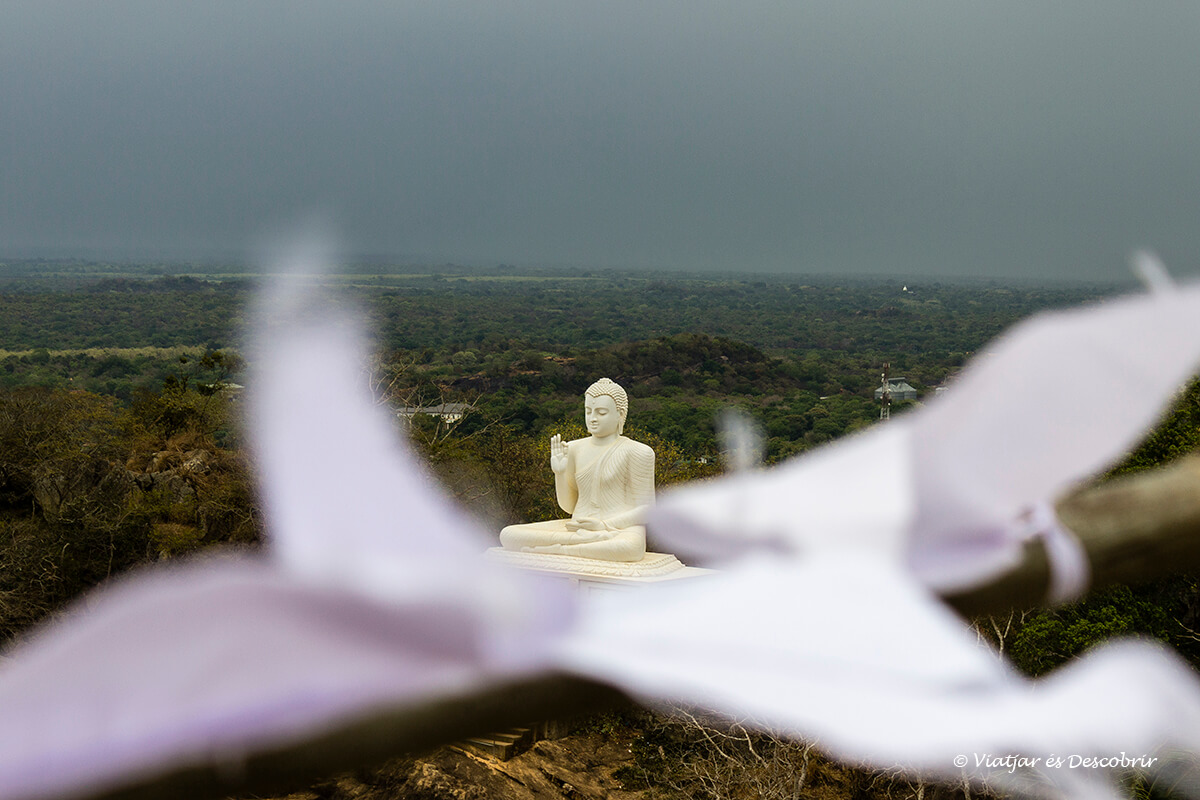 Mihintale, el bressol del budisme a Sri Lanka