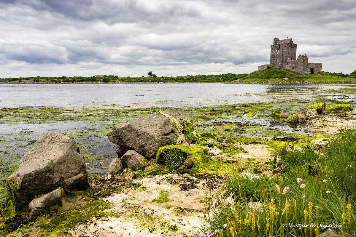 castell a irlanda