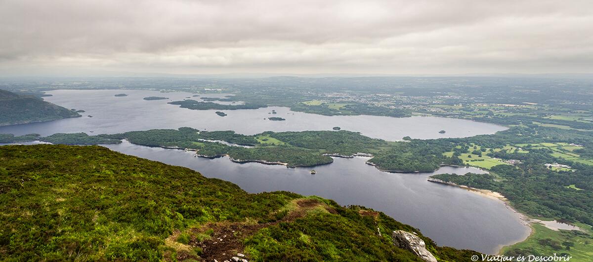 vistes dels llacs de killarney