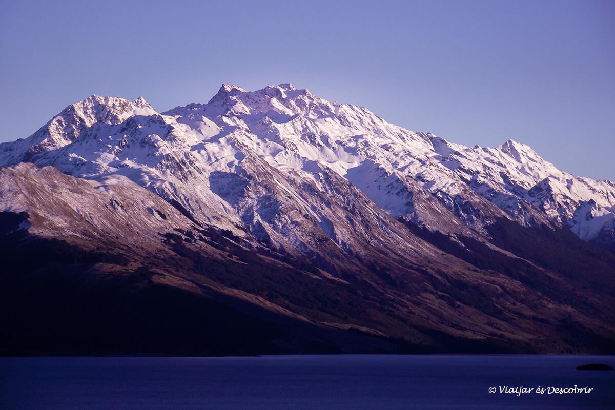 5 Paisatges de l'Illa Sud de Nova Zelanda