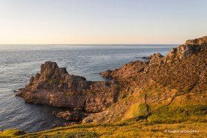 França en bicicleta. El Tour de Manche (II): El litoral de la Bretanya Francesa fins a Saint-Malo
