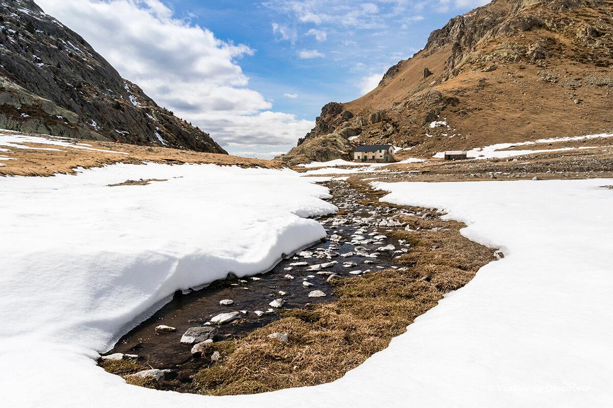 excursio coma de vaca a la vall de nuria refugi