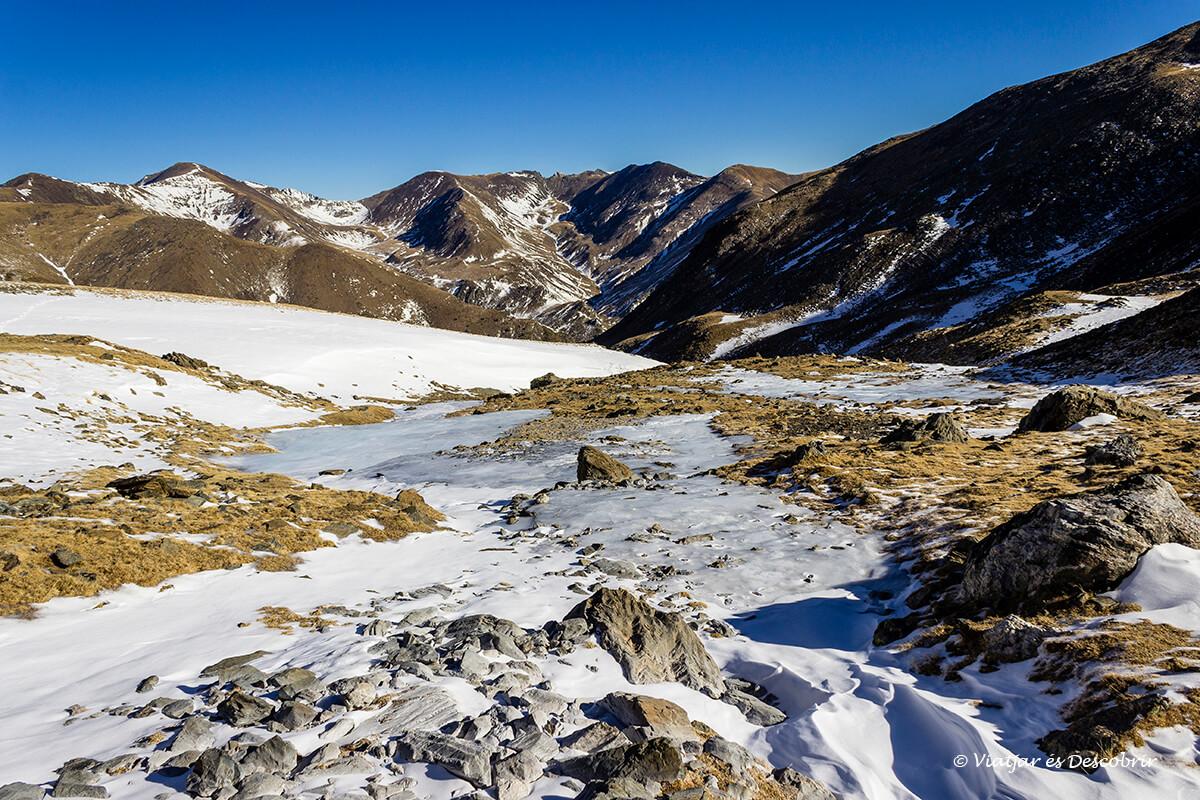 exursions des de la vall de nuria ascensio