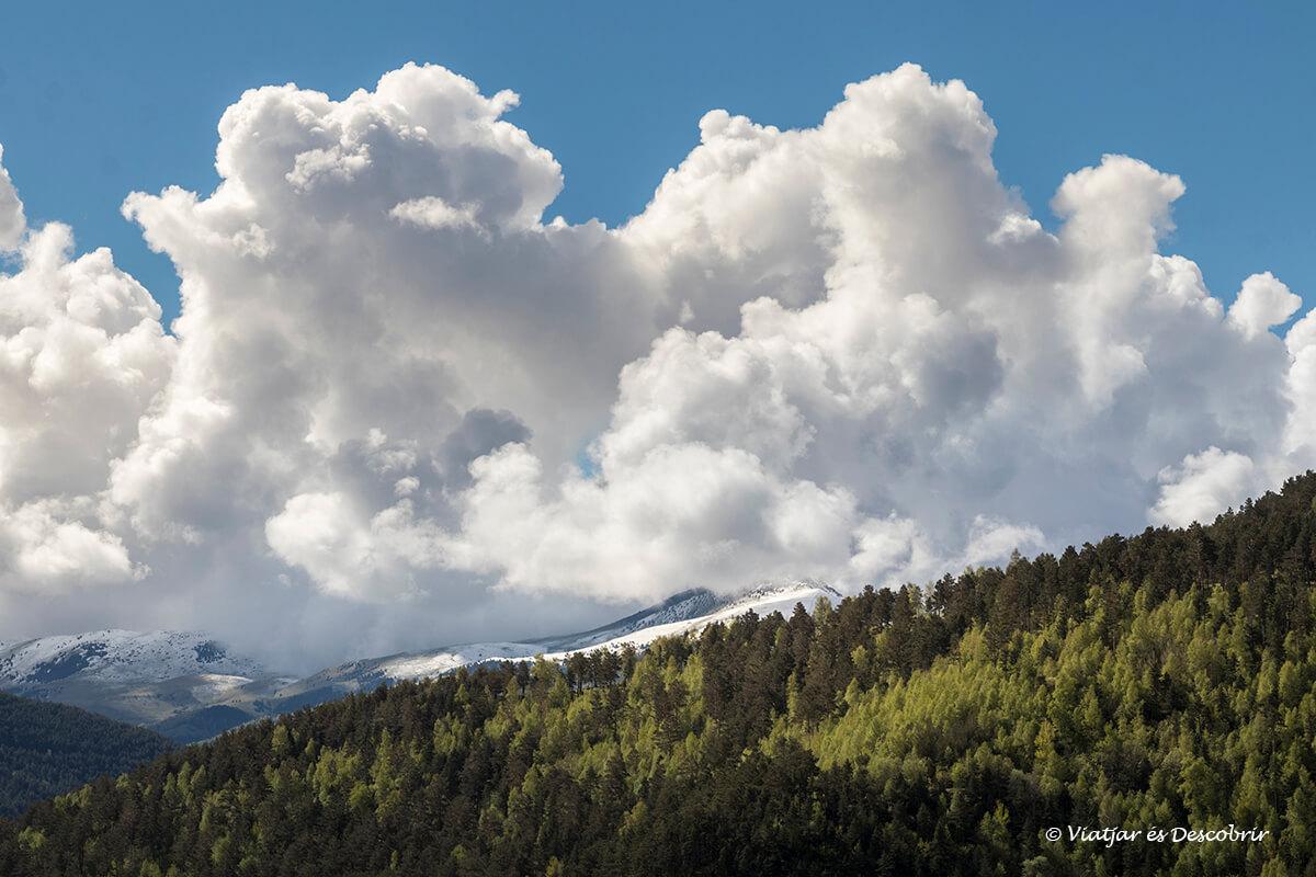 excursions des de la vall de nuria vista panoramica