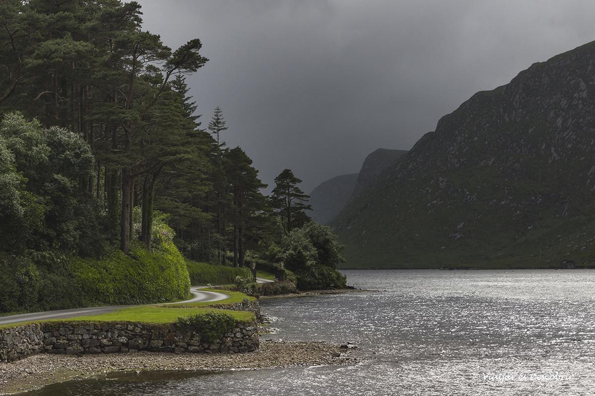 paisatges castells d'irlanda