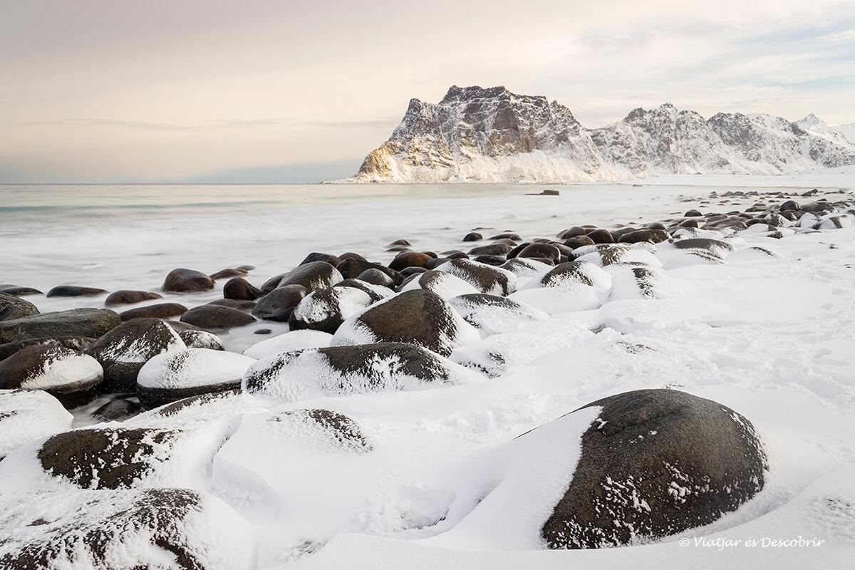 Les millors platges de les Illes Lofoten