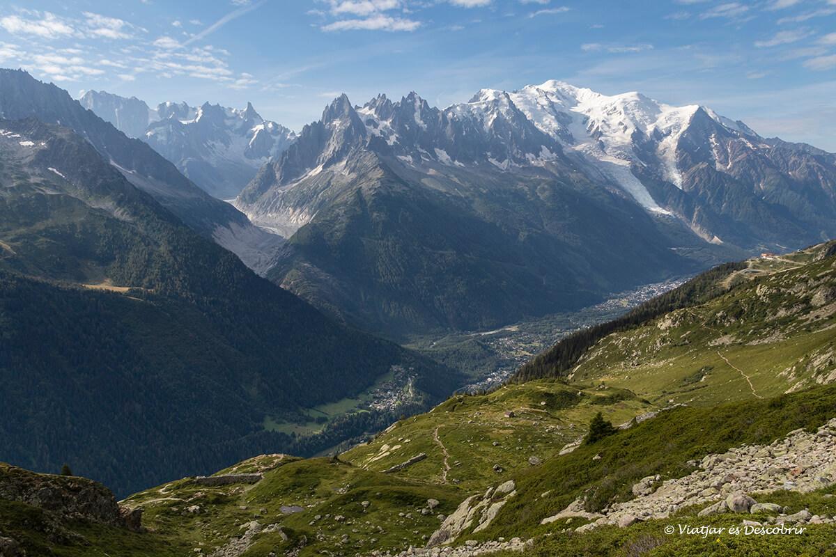Viatge als Alps Francesos: Chamonix en 10 Dies. Itinerari i preparació del viatge