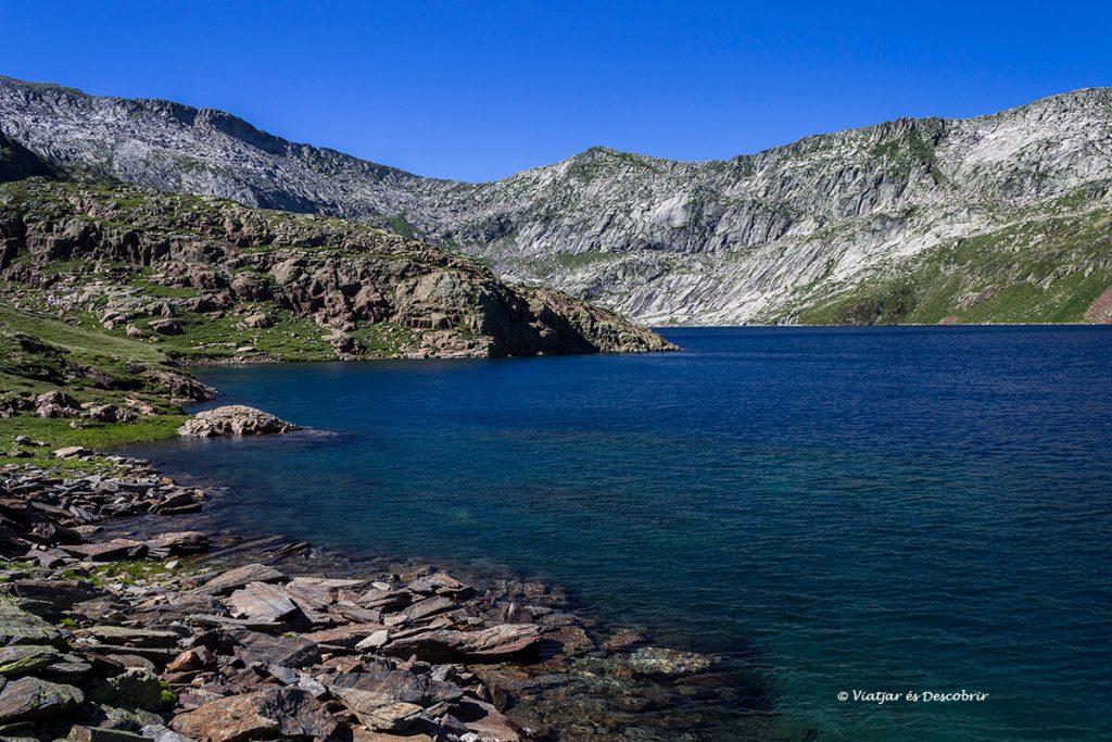 llac de certascan, el llac més gran dels pirineus
