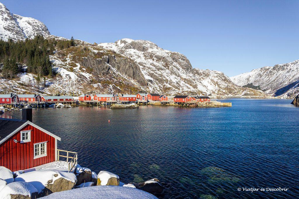 poble de Nusfjord