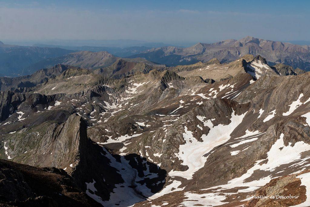 el posets és un dels millors miradors dels pirineus