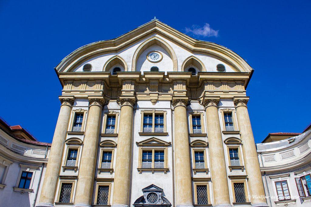 edificis moderns als afores de ljubljana
