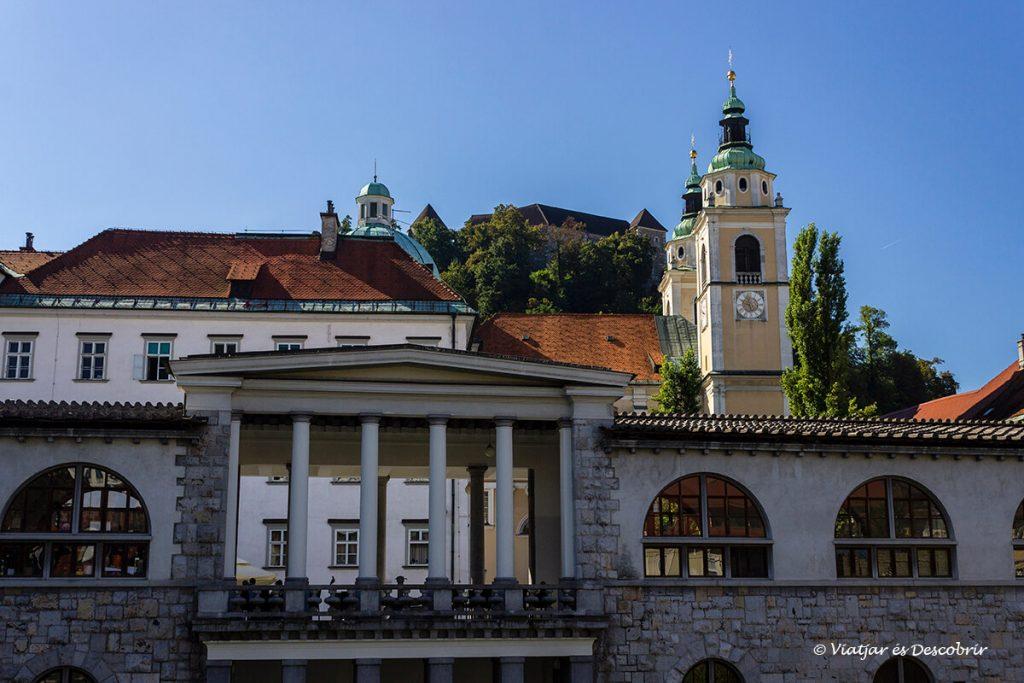 vistes de la catedral de ljubljana un imprescindible als llistats de que vistar i fer