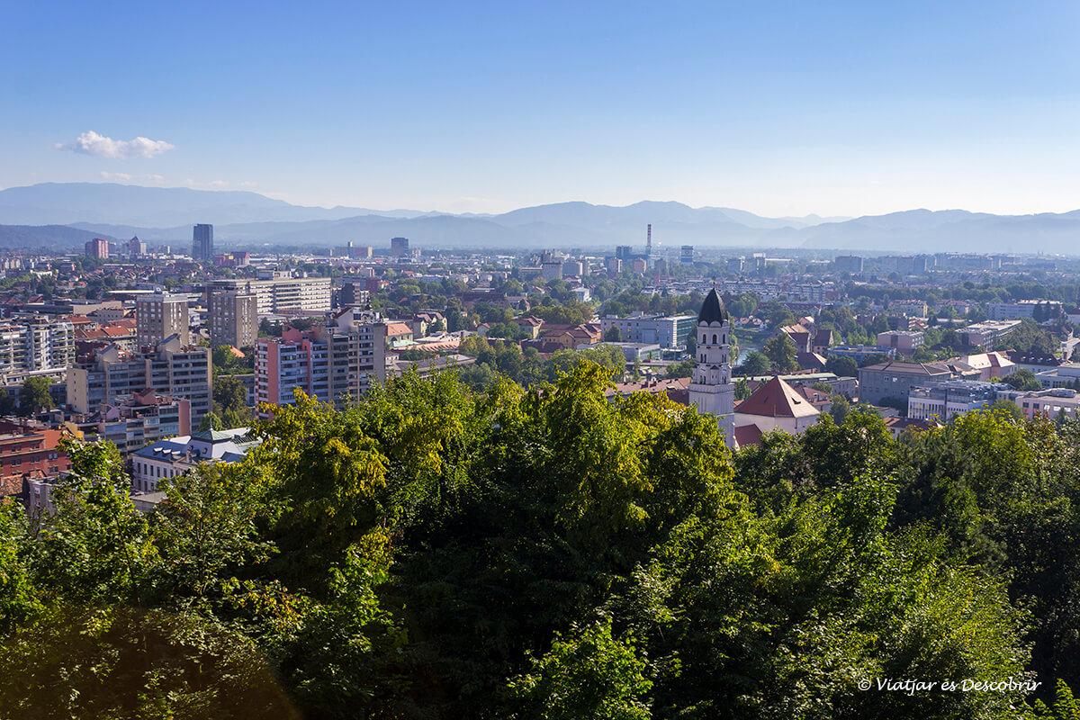Ljubljana: què veure amb 1 dia