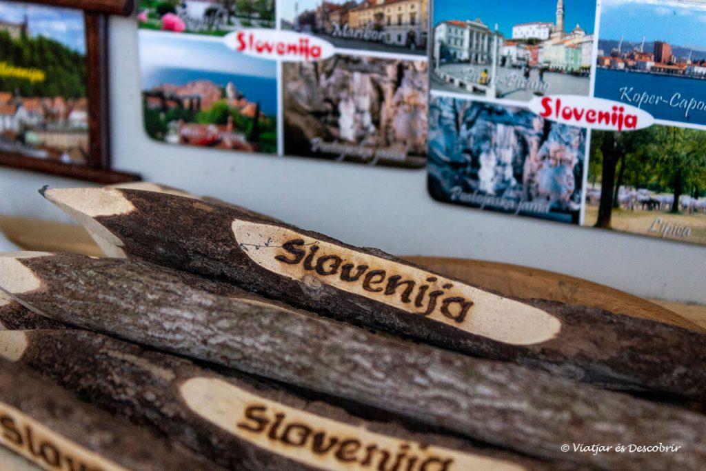 detalls que es poden veure i visitar al mercat central de ljubljana
