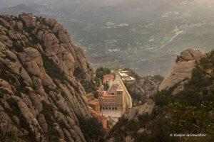 Montserrat: 8 Excursions per la muntanya màgica